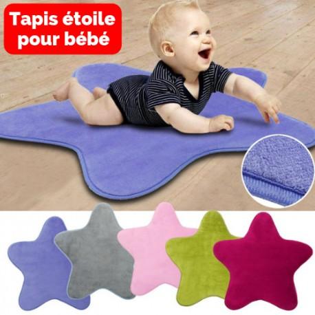 tapis etoile pour bebe