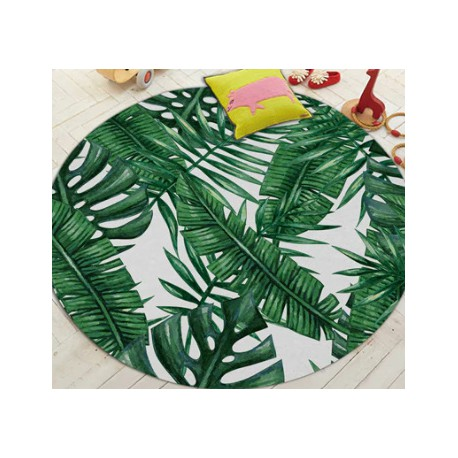 tapis tropical