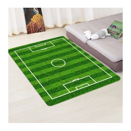 tapis terrain de foot