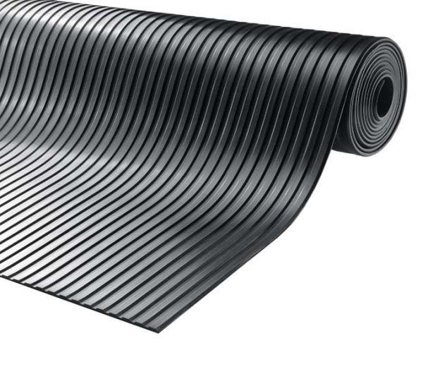 tapis anti vibration sur mesure 6 mm largeur 100 cm au metre lineaire