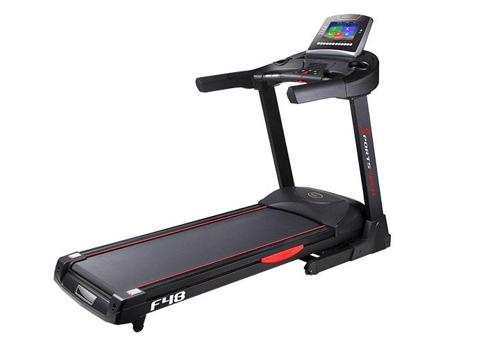 sportstech f48 tapis de course fitness