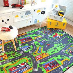 tapis de voiture pour enfant