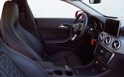 Mercedes CLA 117 Shooting Brake