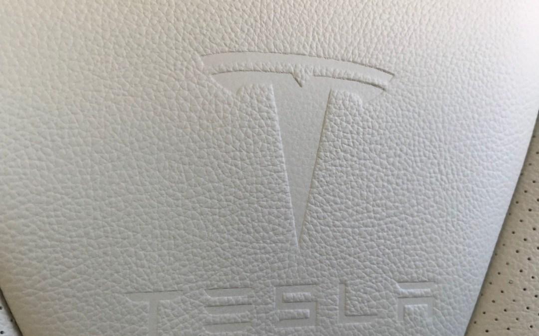 Tesla Model S75