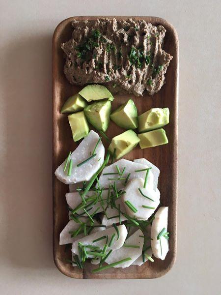Színhúsmentes vegetáriánus menü
