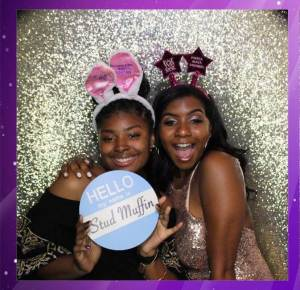 Tapmore Photo Booth Sweet Sixteen Celebration Photo