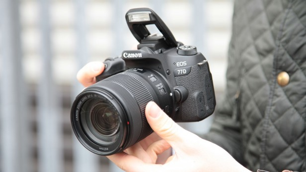 Canon EOS 77D Specs and Price in Nepal
