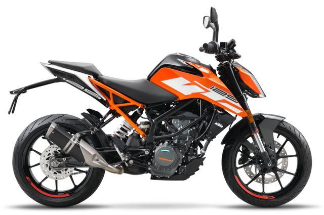 KTM Duke 125 Price in Nepal
