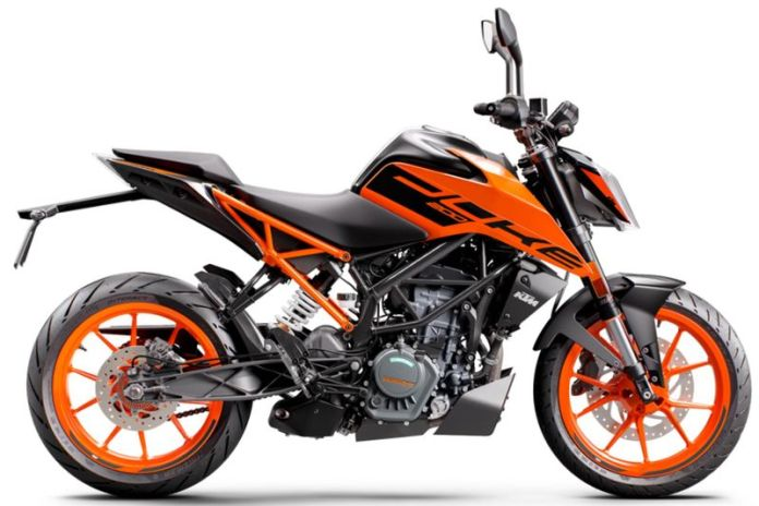 KTM Duke 200 Price in Nepal with Specification and Bike Features