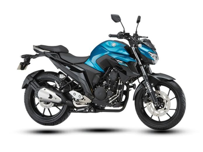Yamaha FZ 25 Price in Nepal with Bike Key Specification Features
