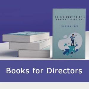 Tapp Advisory Books for Directors