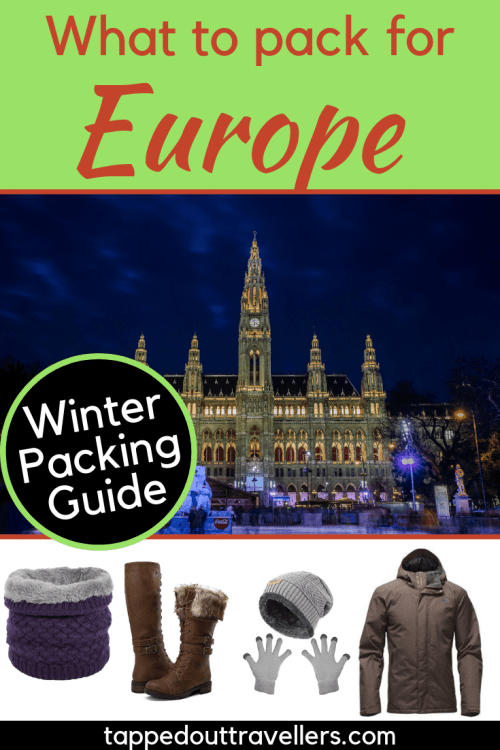 Want to know what to wear in Europe? Traveling in Europe with kids? Find our tried, tested and researched top winter gear that fits a budget.