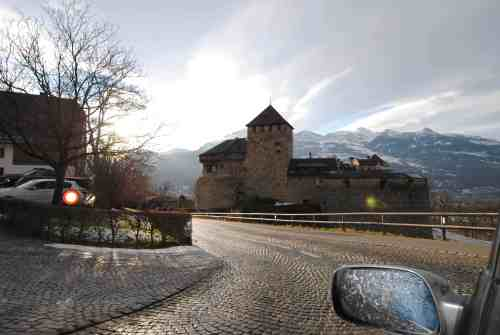 What to see in Vaduz? A quick day trip from Zurich, a castle sneak peak and a wine tasting tour later, it was fun for the whole family