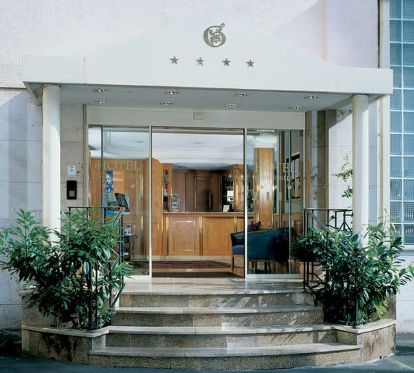 Wurzburg hotel review. Family friendly hotel option in Wurzburg Germany. Greifensteiner Hof