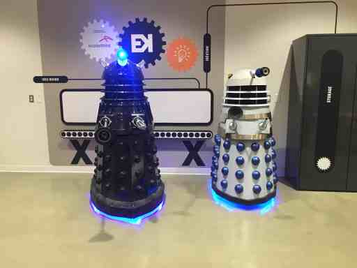 The Canada Science and Technology Museum provides a highly digital experience for the whole family – igniting visitors with a passion for science and inspiring the next generation of Canadian innovators. Doctor Who. Daleks