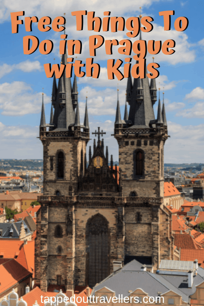 See the 10 free things to do in Prague with kids which include a famous bridge and changing of the guards at the castle complex. #prague #czechrepublic #europe