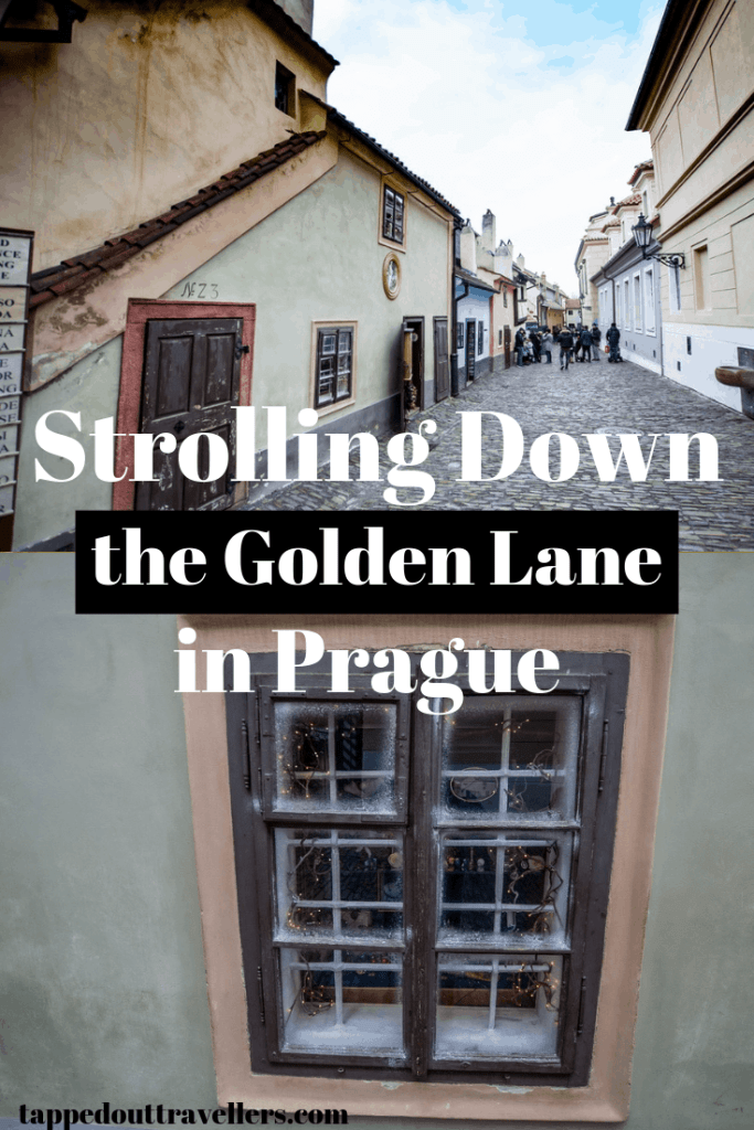 Things to See on a Walking Tour of Prague's Golden Lane