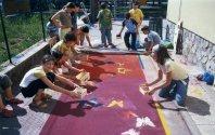 2003-Un mondo di colori(Sc.Frati-Corsi Mini Tappetari)