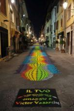 2009-Il Tuo(omaggio a Victor Vasarely)
