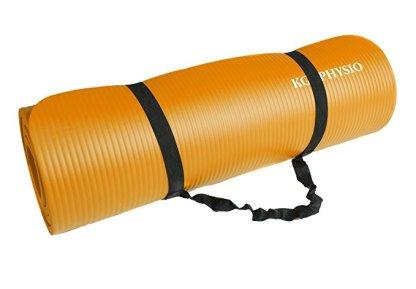 tappetino antiscivolo physio 1cm arancione