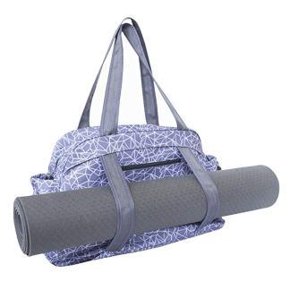 zaino porta tappetino vestiti yoga pilates aolvo