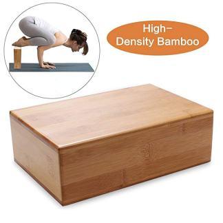blocco yoga bambù Tilemall