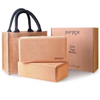 blocco sughero con borsa Parpox