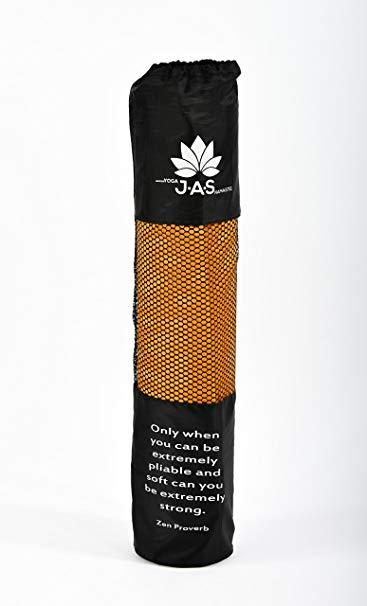 tappetino TPE ecologico JAS Namaste 6mm borsa