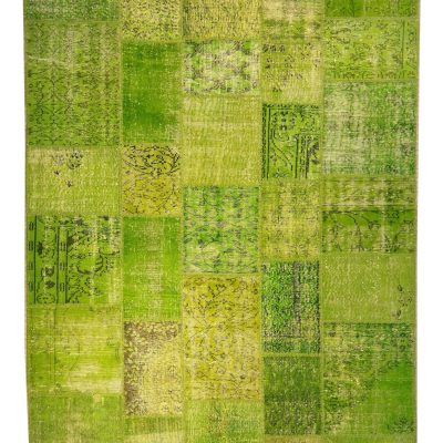 SAM_2168 patchwork green 301 x 207cm