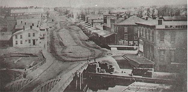 Huron Avenue 1857