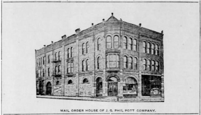 Phil Pott Building