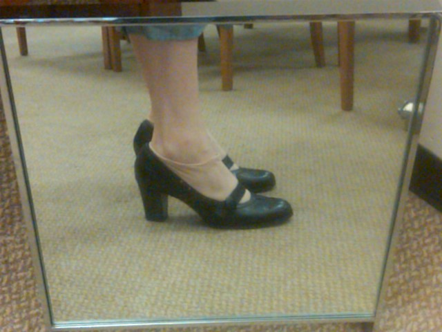 Shoe #1