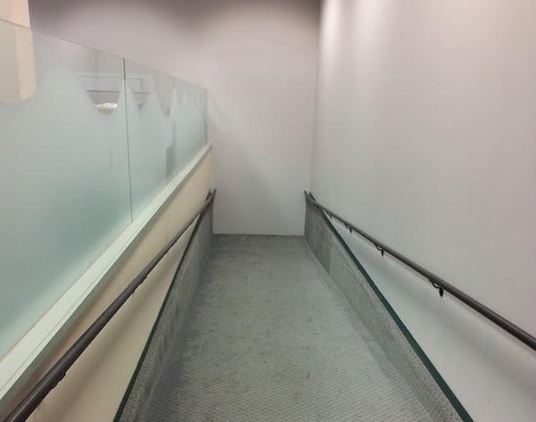 visual aesthetics ux design ramp to nowhere