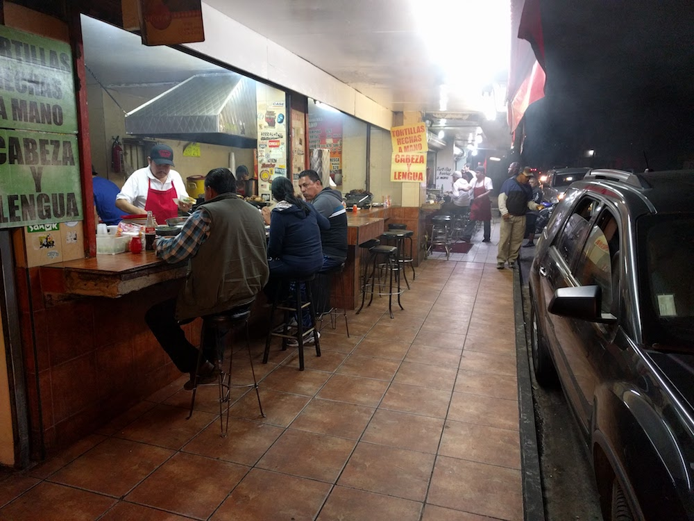 UX design lessons from Tijuana - Taco Alley