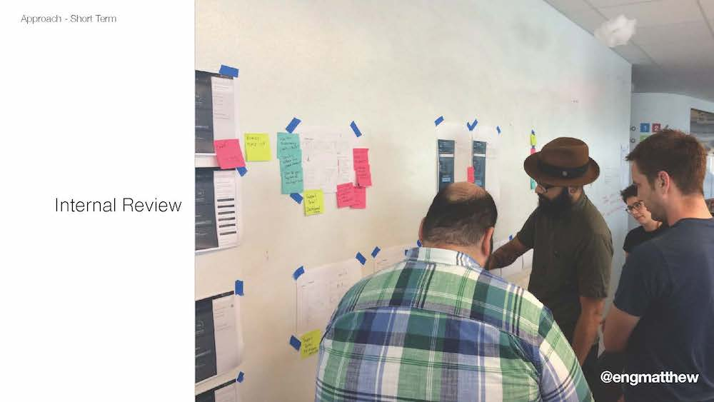 My day as a Product Design Lead at IBM - Design Reviews