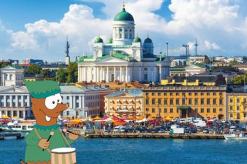 What to do in Helsinki with kids: Tapsy Tours