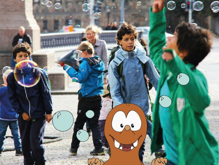 Tapsy Tours for families with kids in Copenhagen