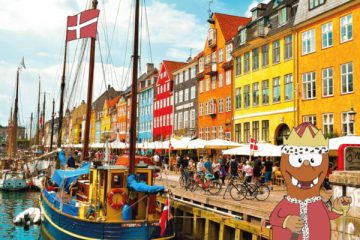 Copenhagen for kids: Tapsy Tours