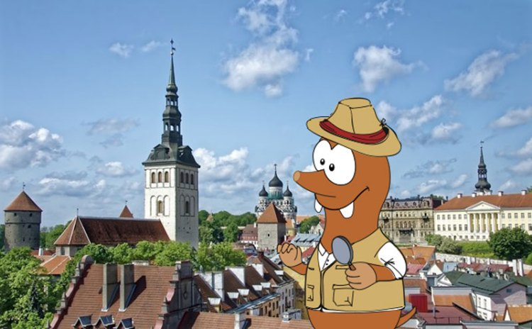 Tallin in Estonia with Tapsy Tours for families with kids