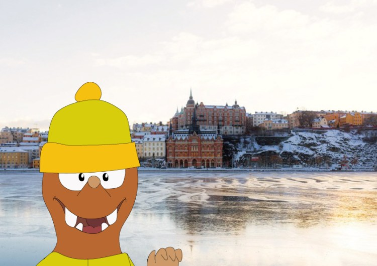 Tapsy Tour of Stockholm with kids