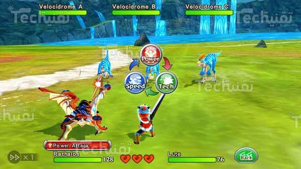 تحميل لعبة Monster Hunter Stories للاندرويد والكمبيوتر برابط مباشر