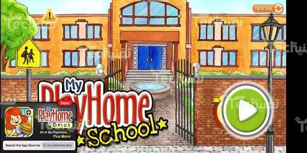 تحميل ماي بلاي هوم المدرسة مجانا للاندرويد 2021 My PlayHome School