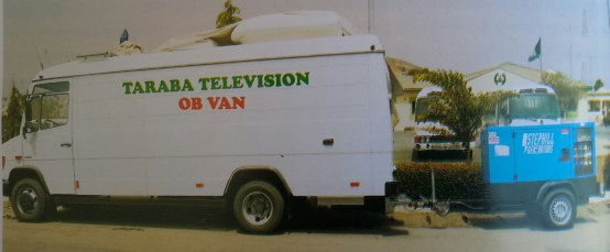 Newly acquired OB VAN