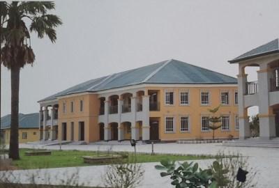 School of Nursing Building