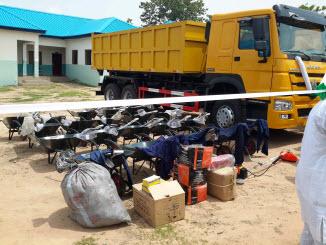Sanitation Trucks
