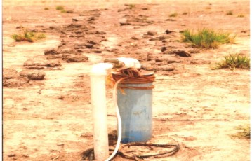 Rehabilitated Borehole.