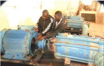 Wukari High Lift Pumps
