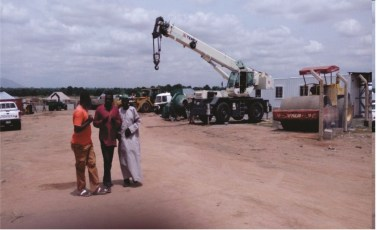 Jalingo Primary Water Supply Project