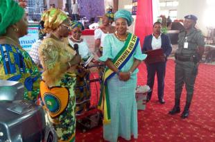 WOWICAN Honours Wife of Taraba State Governor.