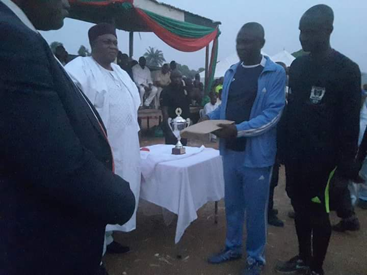 Unity Football Competition 2016: Wukari United Emerges Winner